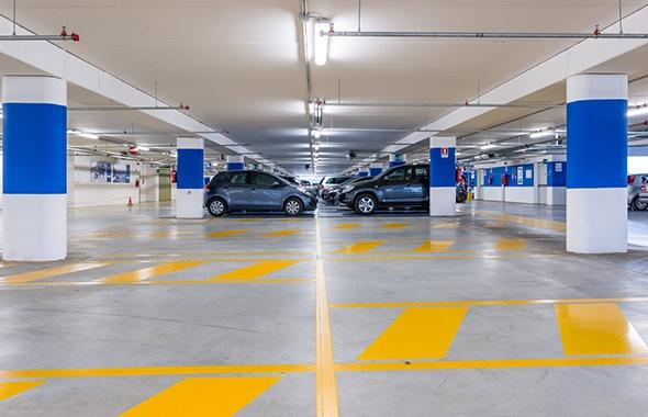 limpieza parking en sevilla. mantenimiento de parkings en sevilla